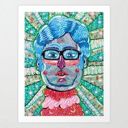 Wareheim Art Print