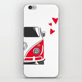 Combi LOVE RightSide iPhone Skin