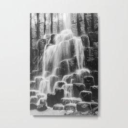Basaltic prisms Metal Print