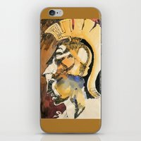 roman iPhone & iPod Skins featuring Roman by Ecsentrik