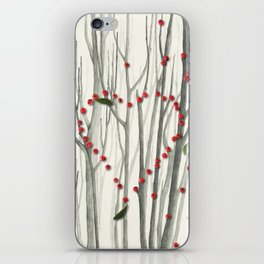 Valentine Heart iPhone Skin