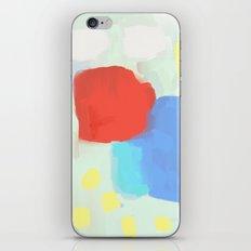 Fire Then Flood iPhone & iPod Skin