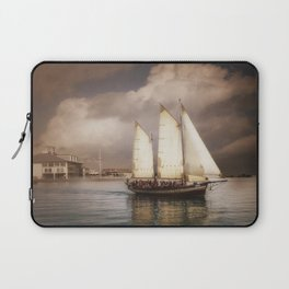 They've All Come To Look For America Laptop Sleeve