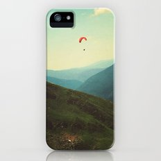 A solitary moment iPhone (5, 5s) Slim Case