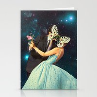 Stationery Cards featuring Butterflies, Part 2 by Eugenia Loli