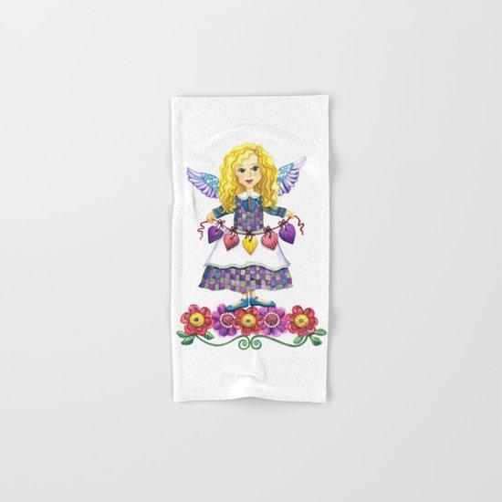 Angel Love Hand & Bath Towel