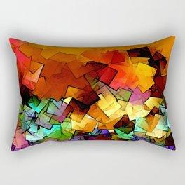 towel full of colors -6- Rectangular Pillow