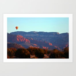Dawn Flight Art Print