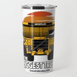 The Biggest Truck Travel Mug