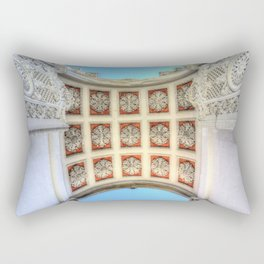 Dolmabahce Palace Istanbul Arch Rectangular Pillow