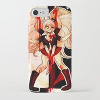 dangan ronpa iPhone & iPod Cases featuring the worst most despair inducing incident in the history of mankind by shelbycragg