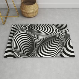 A Brief History of Time Rug