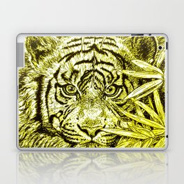 tiger - king of the jungle Laptop & iPad Skin