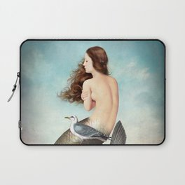the soul is full of longing Laptop Sleeve