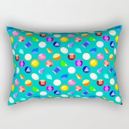 Gems Rectangular Pillow