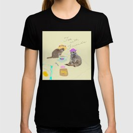 Tea with Friends: Meercats T-shirt