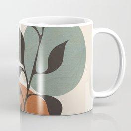 Abstract Minimal Shapes 23 Coffee Mug