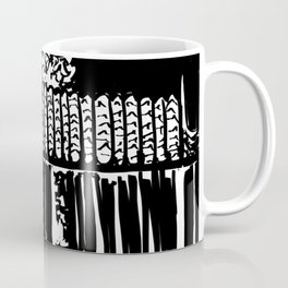 Chinese Garden Coffee Mug