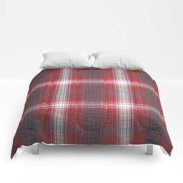 Texture #19 Plaid fabric. Comforters