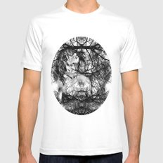 Levi Miller vs Ted Tuesday #2 Mens Fitted Tee White MEDIUM
