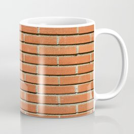 Bricks Wall Coffee Mug