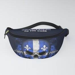 To The Core Collection: Quebec Fanny Pack