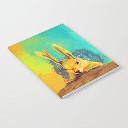 Tassel-eared Squirrel Notebook