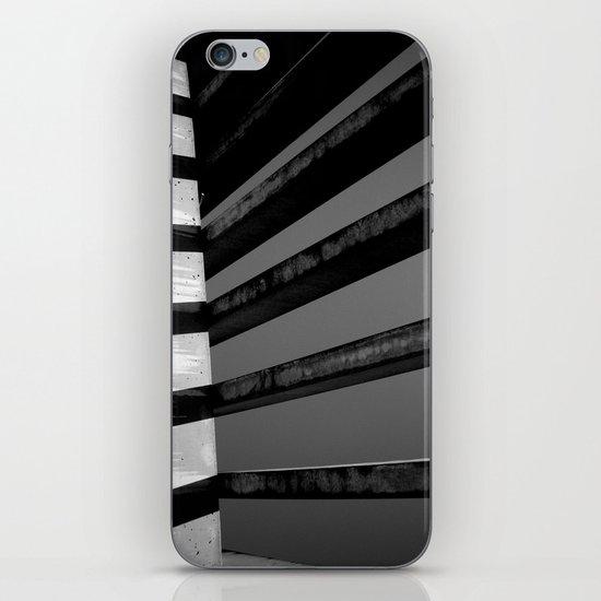 Shadows and Bars iPhone & iPod Skin