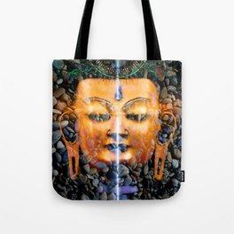 Buddha Flare Tote Bag