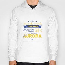 Aurora Sigma Gamma Rho Hoody