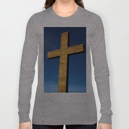 Heaven's Cross Long Sleeve T-shirt