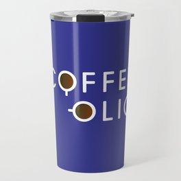 Coffeeolic Travel Mug