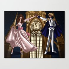 Cinderella - Before Midnight Canvas Print