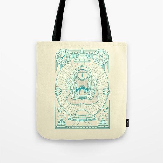 Kang the Liberator  Tote Bag