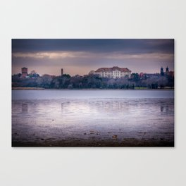 Tata, Hungary Canvas Print