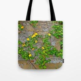 Wallflowers 2 Tote Bag