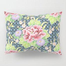 Kimono Bouquet Brocade Pillow Sham