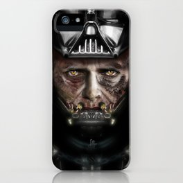 lord v unmasked iPhone Case