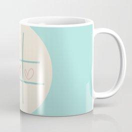 Naughts and Crosses Coffee Mug