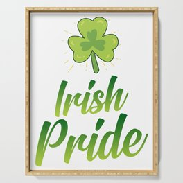 Irish Pride Serving Tray