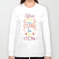 the cure Long Sleeve T-shirts featuring The Cure by Rendra Sy