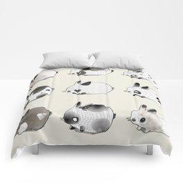 Little Bunnies Comforters