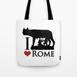 I Love Rome GI Love Rome Graphic Iconraphic Icon Tote Bag