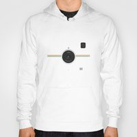 vintage camera Hoodies featuring Camera  by alifart