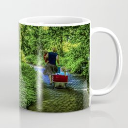 A day with the kids Coffee Mug