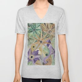 Festa at Dawn Unisex V-Neck