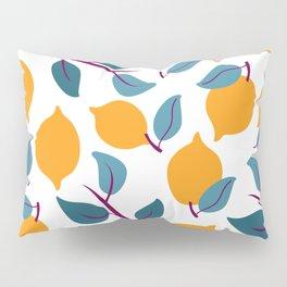 Lemons - Light Pillow Sham