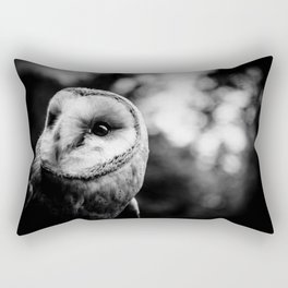 Barn Owl Rectangular Pillow