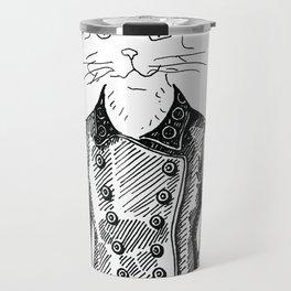 Crappy Cat 3! Travel Mug