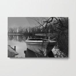 Paddles Metal Print